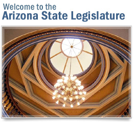 Arizona Legislature Website
