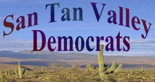 San Tan Valley Democrats Logo