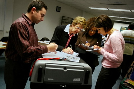 Poll Workers Training