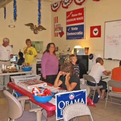 2008 Election Night
